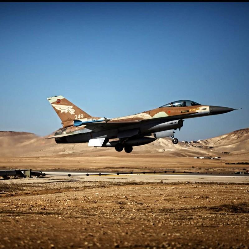 Israel ban tiem kich F-16 gia re, Viet Nam tot nhat khong nen mua-Hinh-9