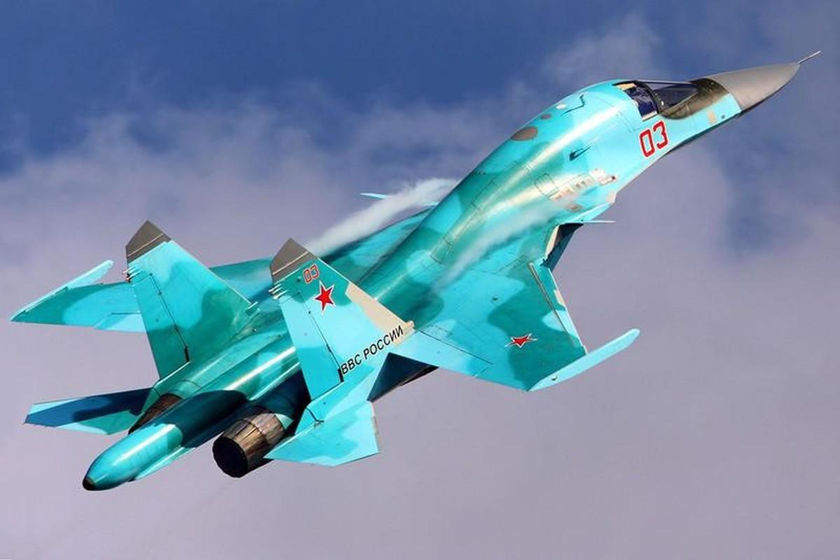 Khac tinh cua tiem kich - bom Su-34: Khong tuong dong cung tuong duong!-Hinh-2