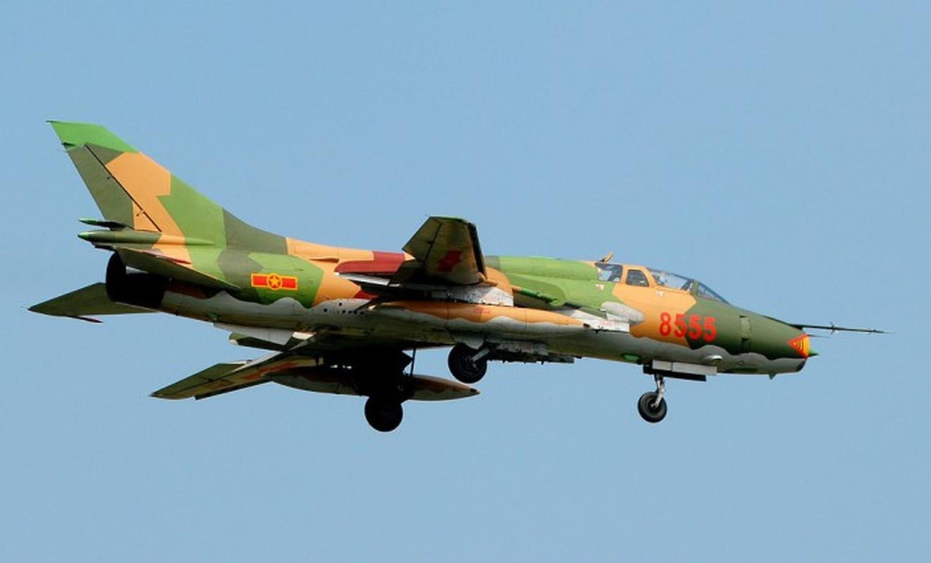 Man nhan voi bien doi bon chiec tiem kich - bom Su-22 Viet Nam-Hinh-12