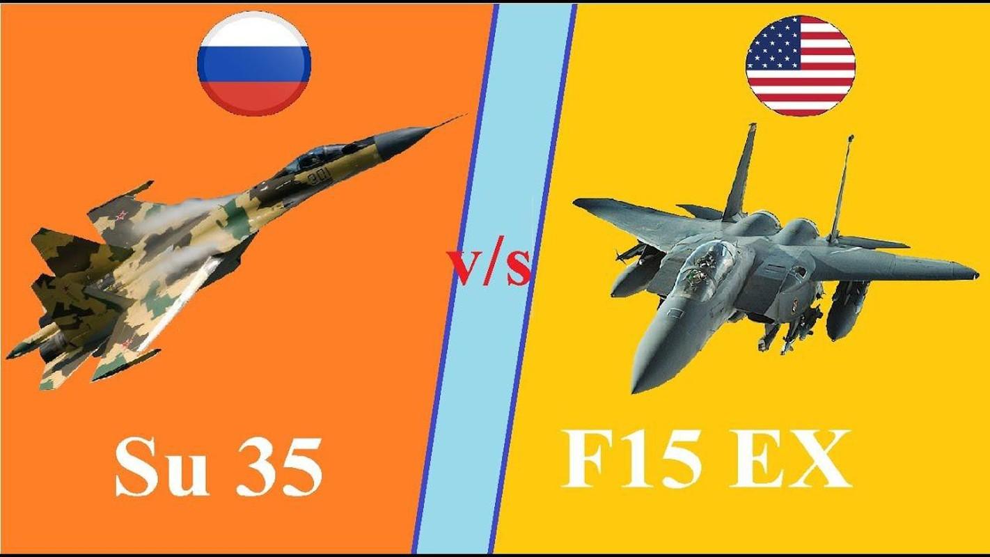 Su-35S Nga va F-15EX My mot choi mot: Ben nao se thang?