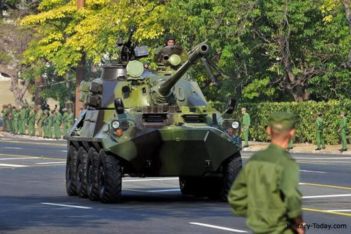 Bao Nga goi y cau hinh vu khi cua thiet giap BTR-60 cua Viet Nam-Hinh-13
