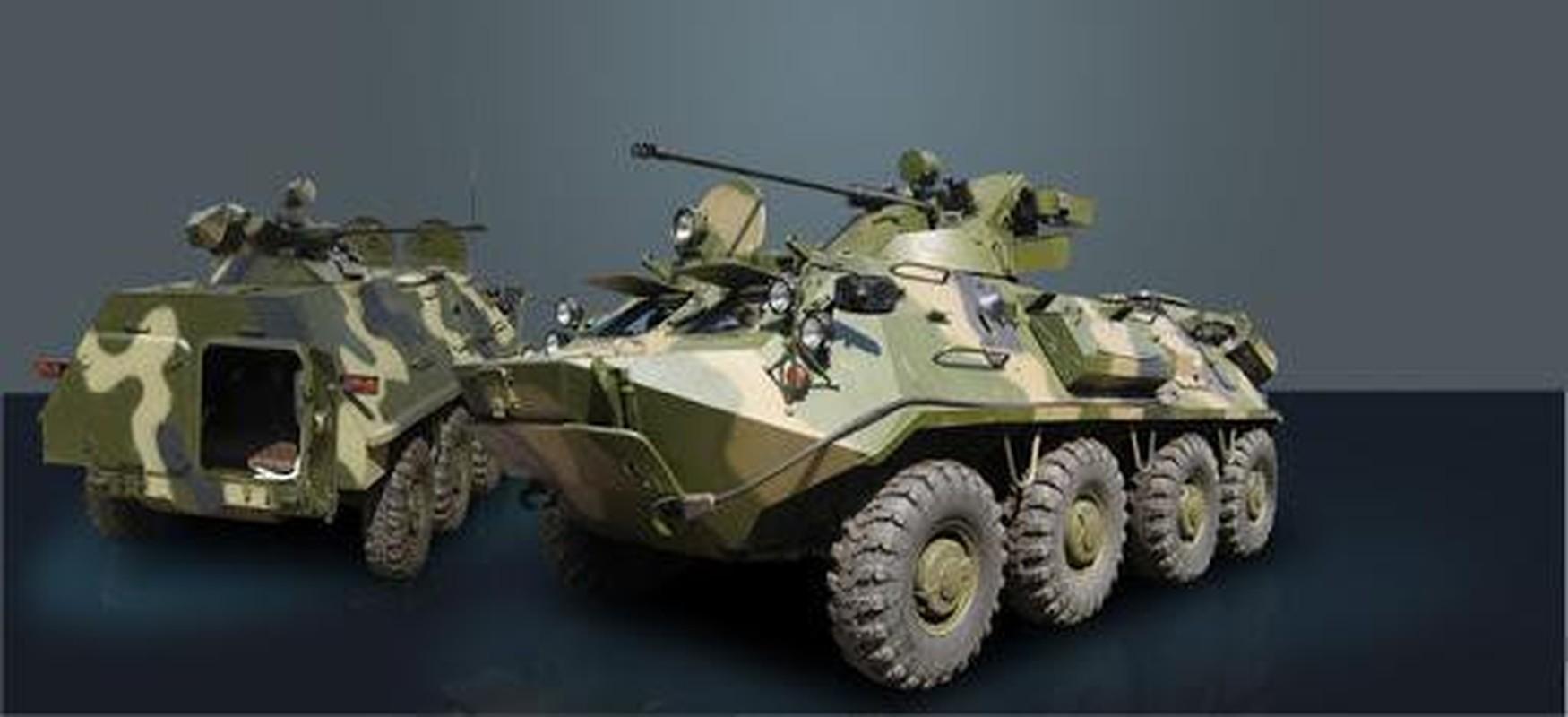 Bao Nga goi y cau hinh vu khi cua thiet giap BTR-60 cua Viet Nam-Hinh-6