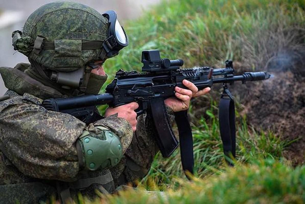 Nga co sung truong tan cong AK-19 ban dan NATO, My