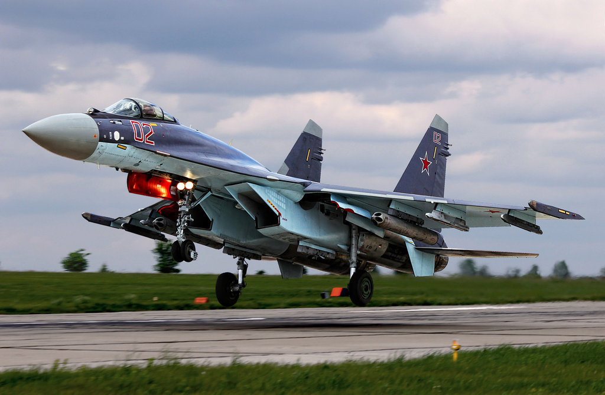 Nga rut bon tiem kich Su-35 tu Syria ve nuoc mot cach day bi an-Hinh-5