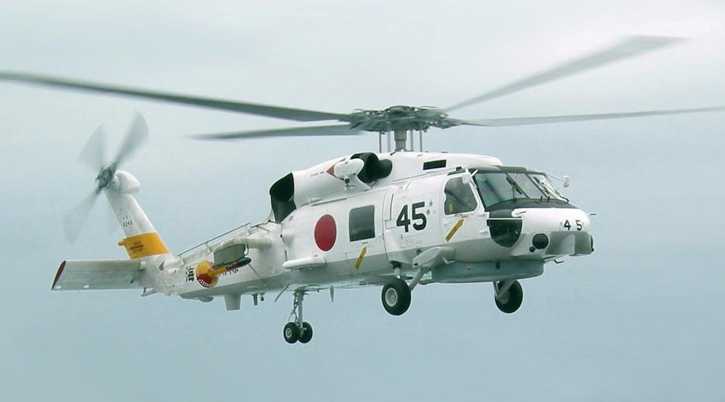 Choang ngop voi dan vu khi cuc ky hien dai do Mitsubishi san xuat-Hinh-6