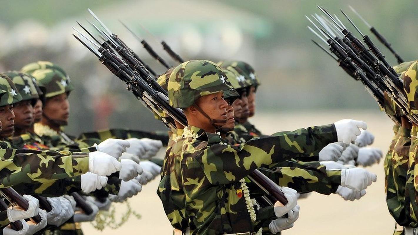 Suc manh quan su Myanmar dang dung thu may Dong Nam A?-Hinh-4