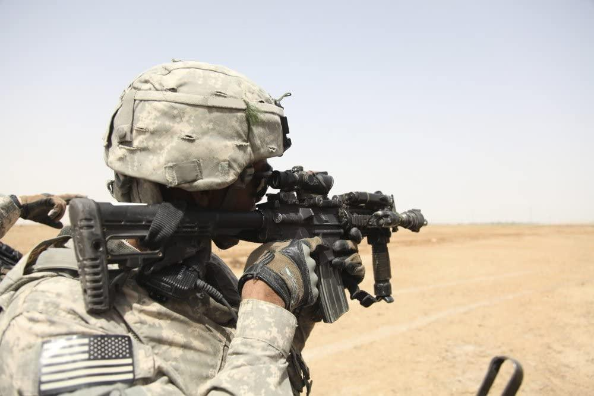 Khau sung dong nhat trong Quan doi My, sanh ngang AK-74 cua Nga-Hinh-14