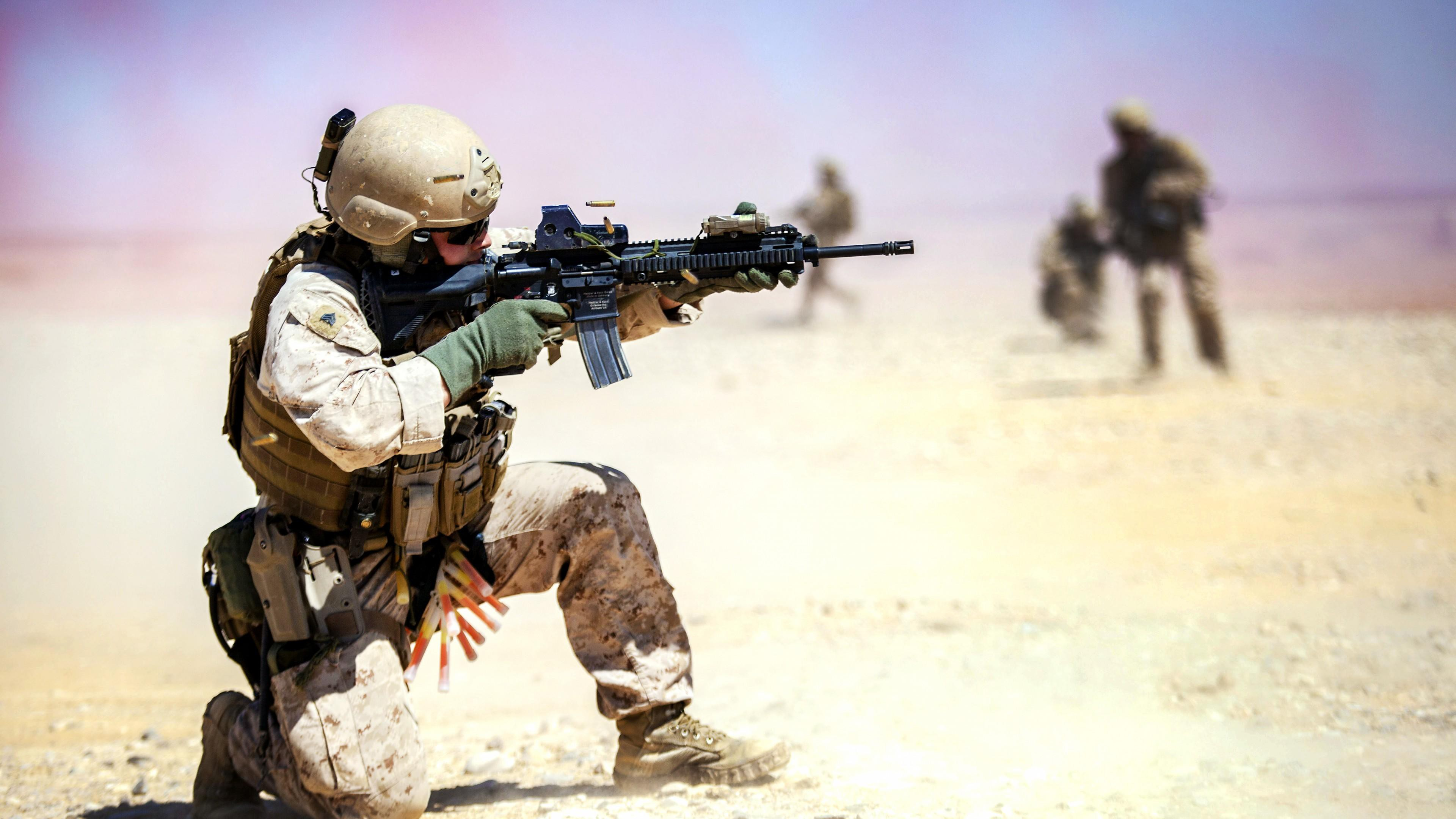 Khau sung dong nhat trong Quan doi My, sanh ngang AK-74 cua Nga-Hinh-3