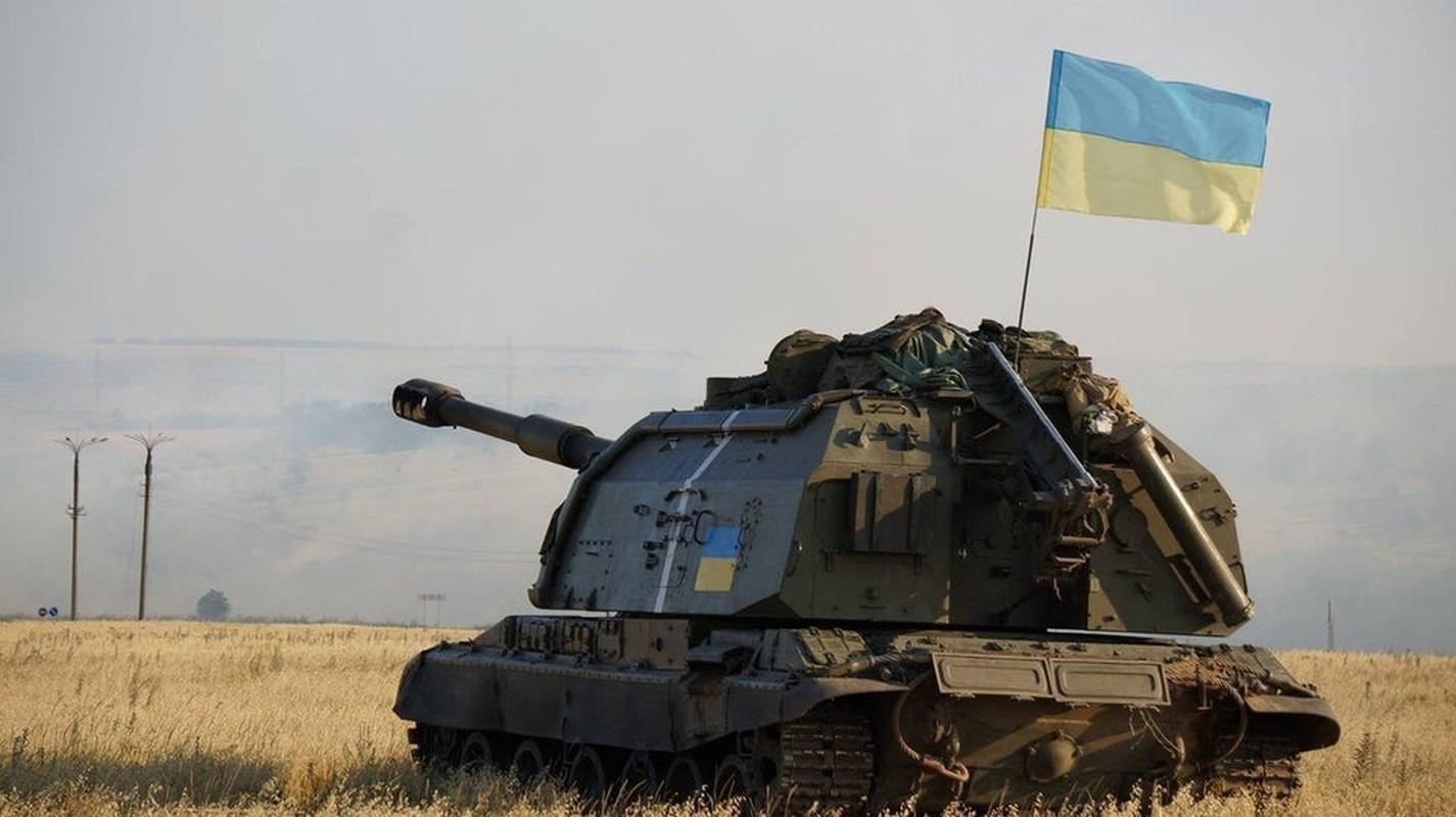 Ukraine bat ngo keo hang dan phao tu hanh 152mm toi Donbass-Hinh-6
