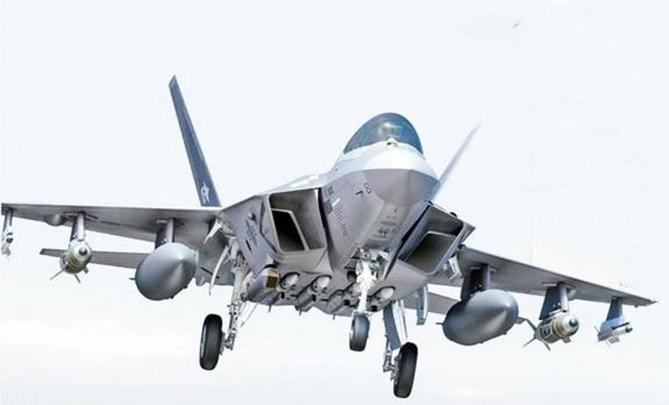 Tiem kich tang hinh Han Quoc: Dua con roi cua F-22 Raptor My-Hinh-14