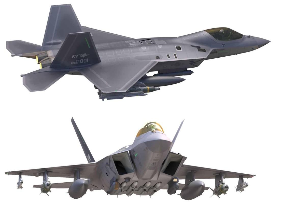 Tiem kich tang hinh Han Quoc: Dua con roi cua F-22 Raptor My