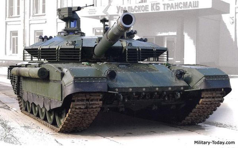 Khong phai T-14, hien tai day moi la xe tang manh nhat cua Nga-Hinh-12