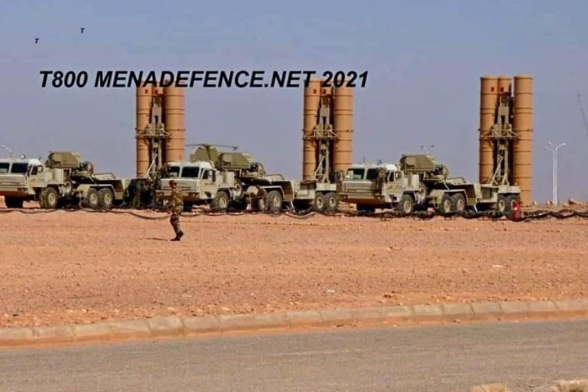 Nong: Ten lua S-400 cua Nga toi Algeria, bao gio My trung phat?