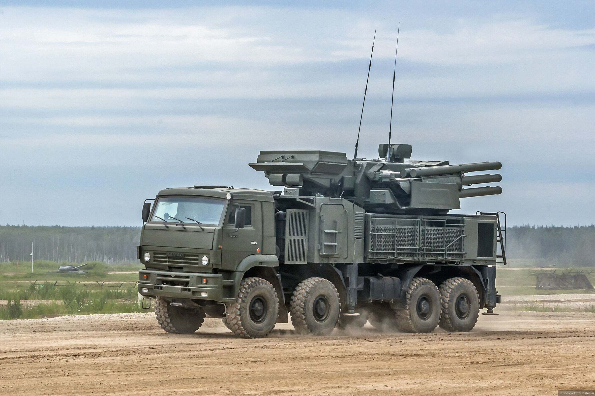 To hop phong khong Pantsir-S1 cua Nga ha 47 UAV Tho Nhi Ky-Hinh-8