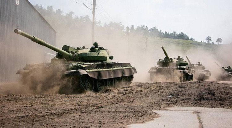 Nga se chuyen 100 xe tang cho dan quan mien Dong Ukraine neu Kiev tan cong?-Hinh-13