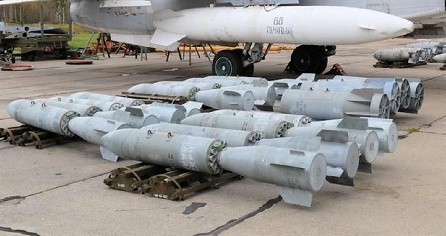Bom phan luc Nga pha tan kho vu khi cua phien quan Syria than Tho Nhi Ky-Hinh-7