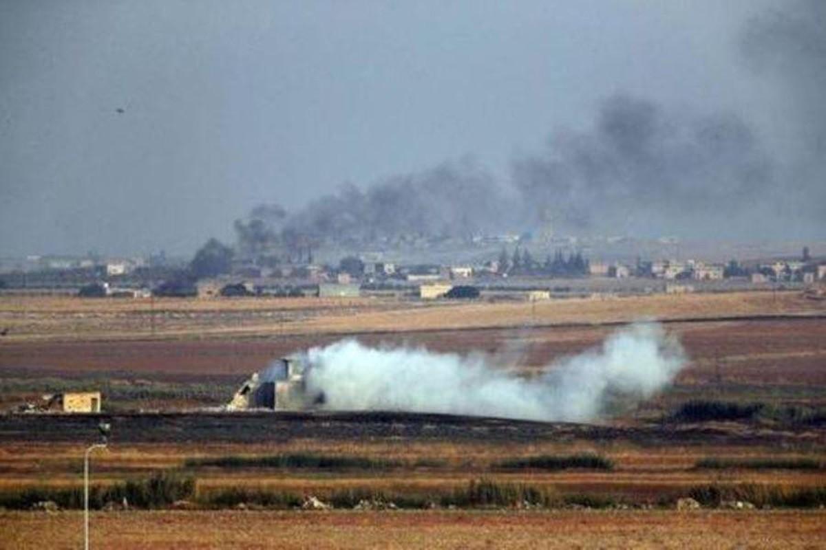 Chien dau co Su-34 Nga doi bom, nua tinh Idlib chim trong bien lua-Hinh-6