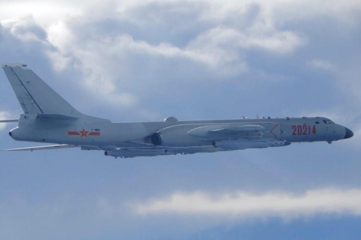 Trung Quoc trien khai may bay dong chua tung co den gan dao Dai Loan-Hinh-2