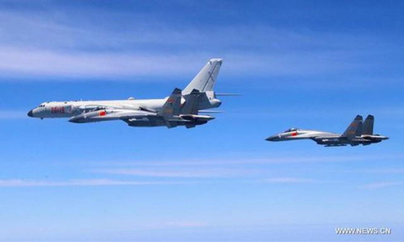 Trung Quoc trien khai may bay dong chua tung co den gan dao Dai Loan-Hinh-9
