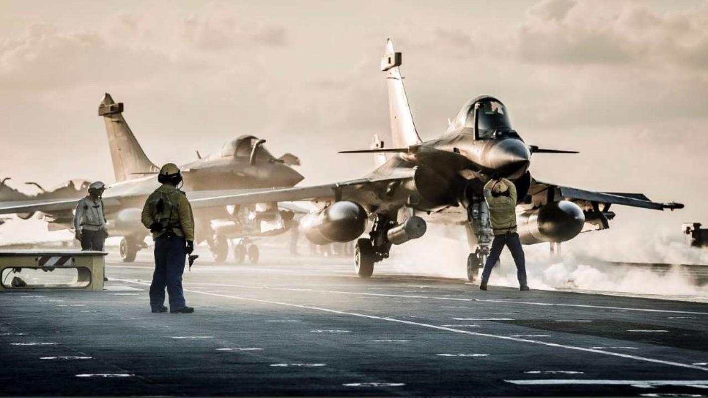 Biet Ukraine khong mua duoc F-35, Phap tranh thu chao hang Rafale-Hinh-11