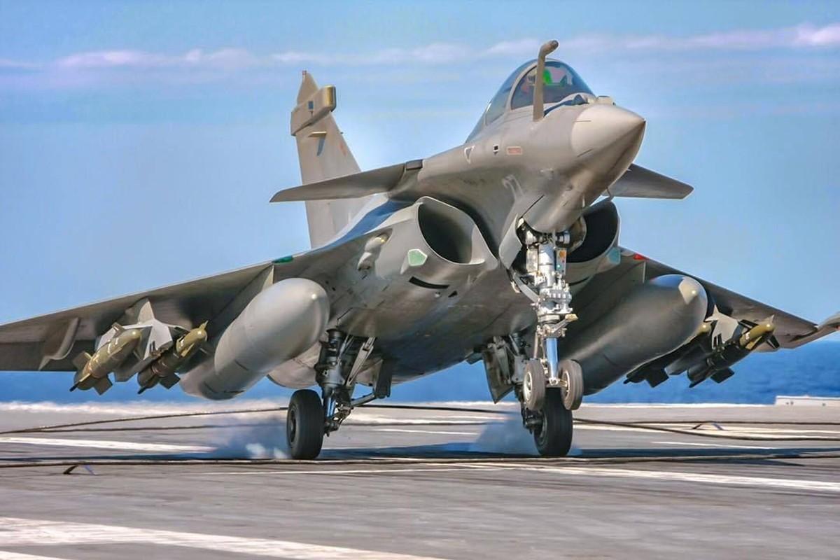 Biet Ukraine khong mua duoc F-35, Phap tranh thu chao hang Rafale-Hinh-4