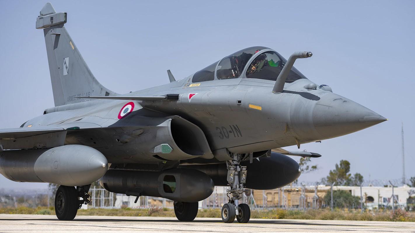 Biet Ukraine khong mua duoc F-35, Phap tranh thu chao hang Rafale-Hinh-8