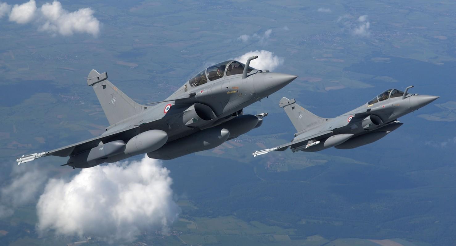 Biet Ukraine khong mua duoc F-35, Phap tranh thu chao hang Rafale-Hinh-9