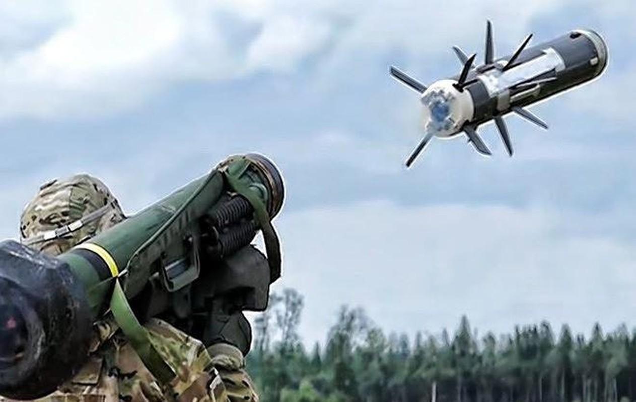 Ten lua Javelin cua Ukraine san sang huy diet T-72B3 ly khai-Hinh-10