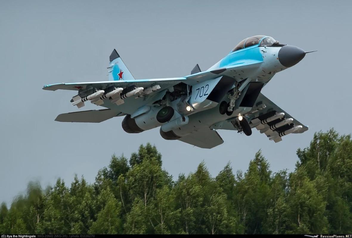 Vi sao MiG-35 khong tro thanh doi thu truc tiep cua Su-35?-Hinh-10