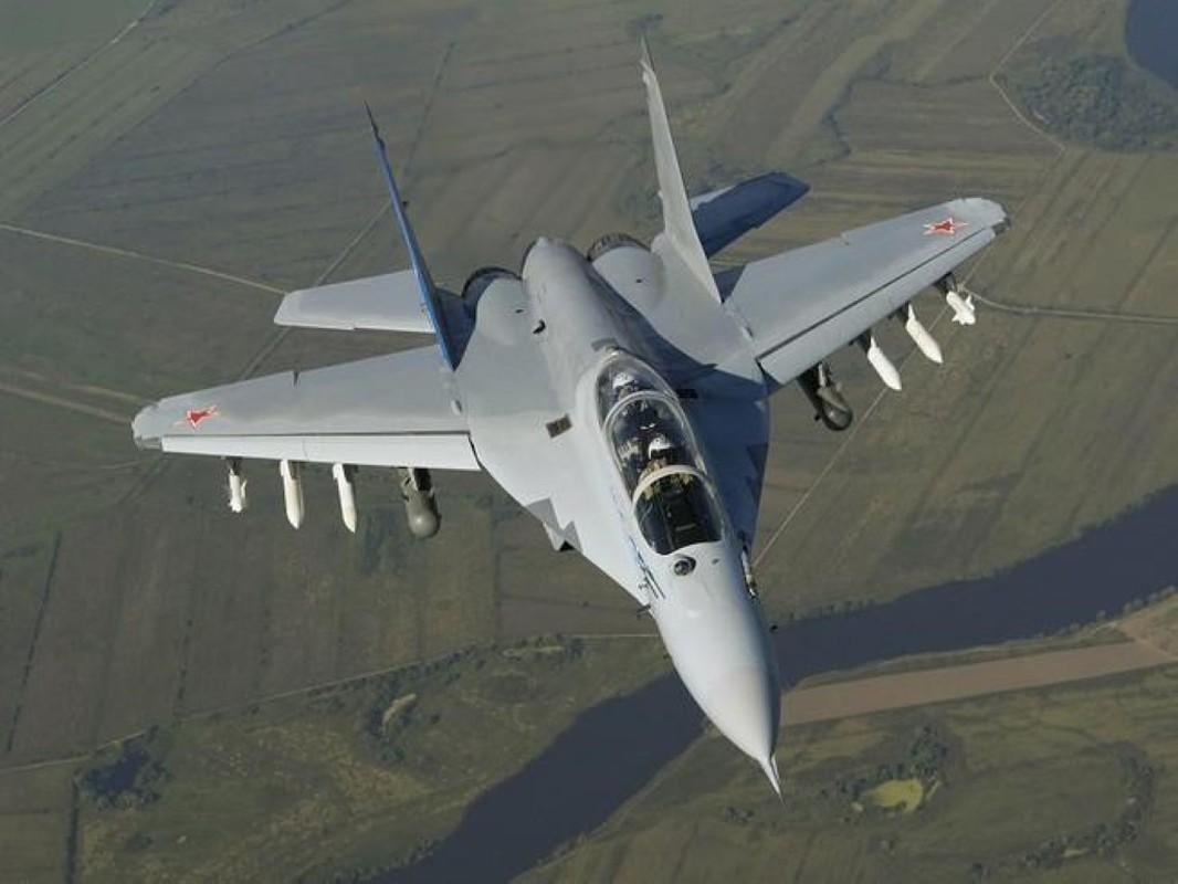 Vi sao MiG-35 khong tro thanh doi thu truc tiep cua Su-35?-Hinh-7