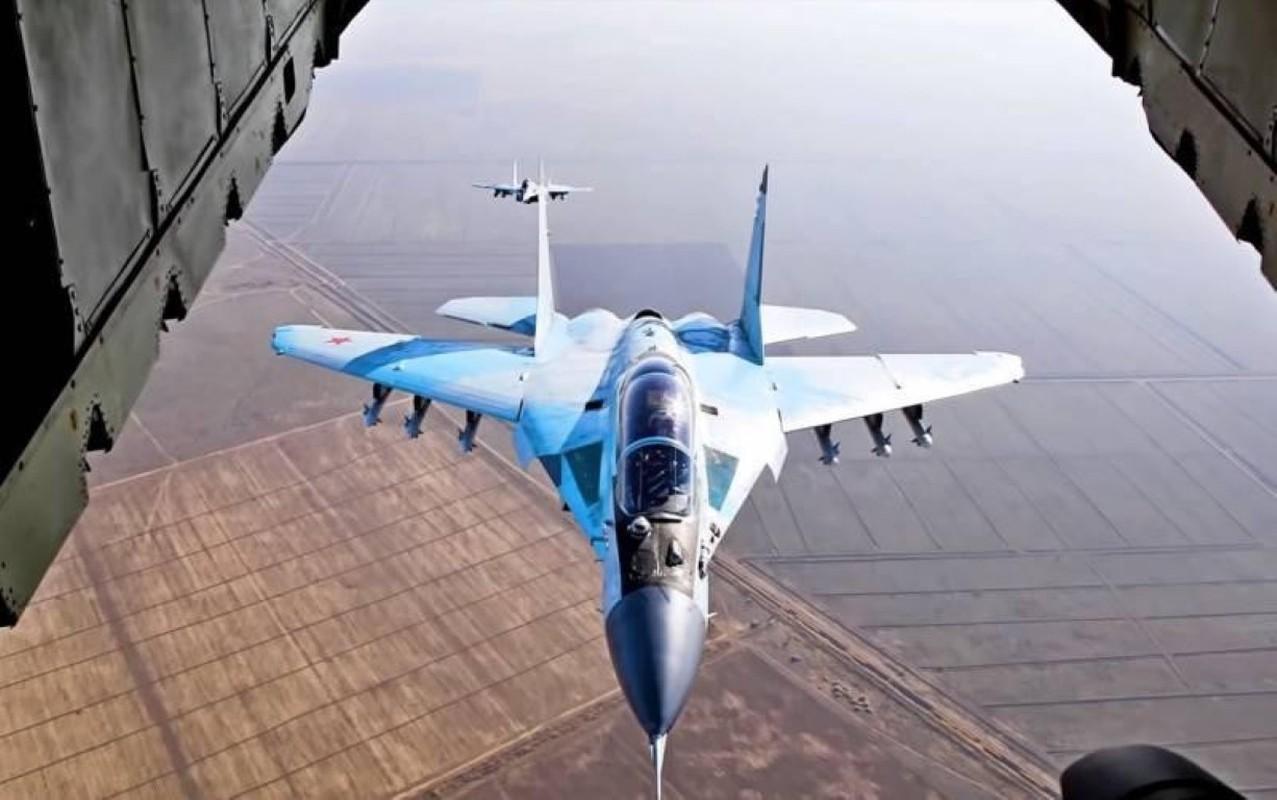 Vi sao MiG-35 khong tro thanh doi thu truc tiep cua Su-35?