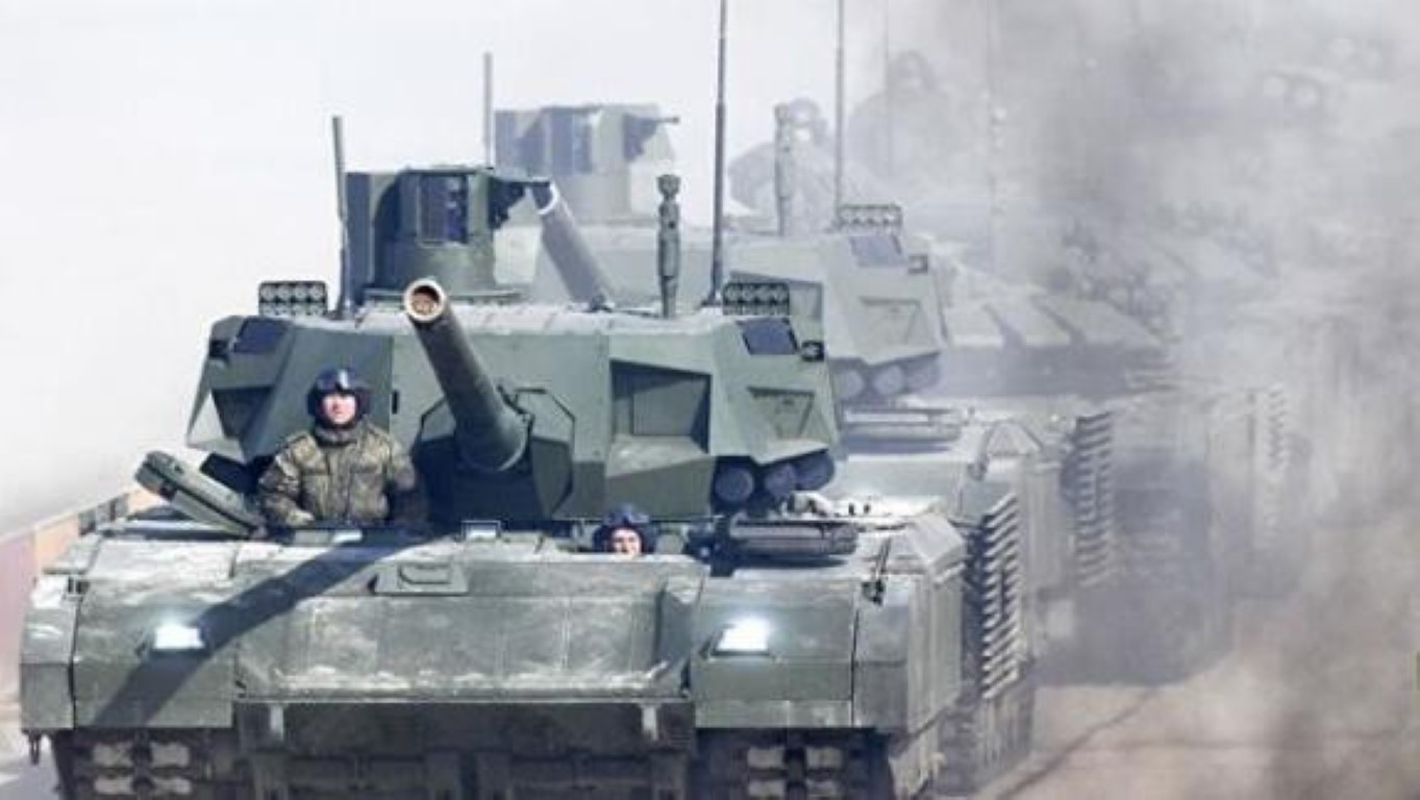 Su thuc mot dai doi T-14 Armata du suc diet ca lu doan tang NATO-Hinh-14