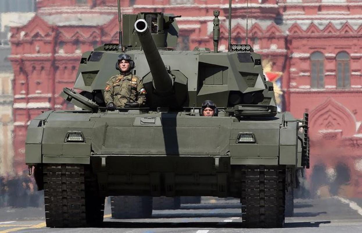 Su thuc mot dai doi T-14 Armata du suc diet ca lu doan tang NATO-Hinh-2