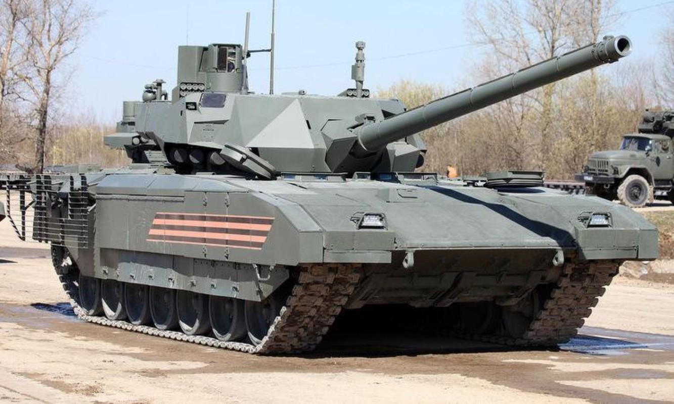Su thuc mot dai doi T-14 Armata du suc diet ca lu doan tang NATO-Hinh-8
