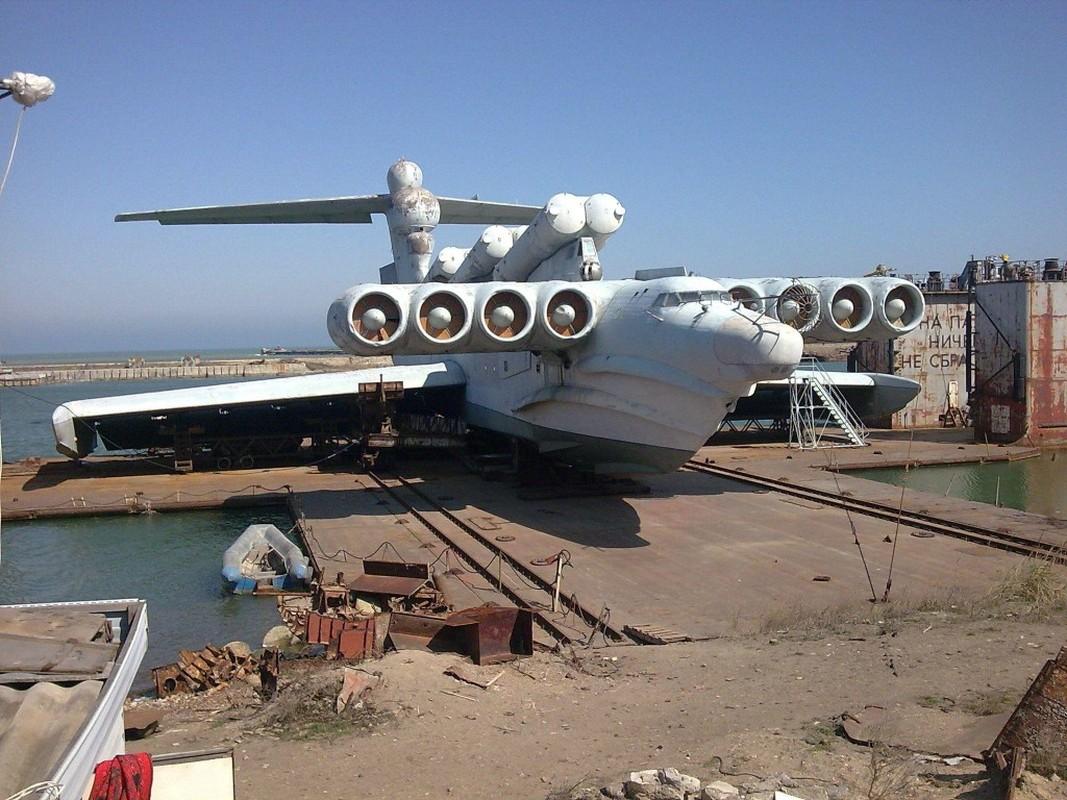 Nhuoc diem qua lon khien quai vat bien Caspian som bi Nga khai tu-Hinh-12