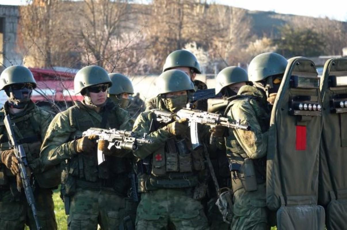 NATO gui 37.000 quan toi gan Crimea, tinh hinh cang nhu day dan-Hinh-13