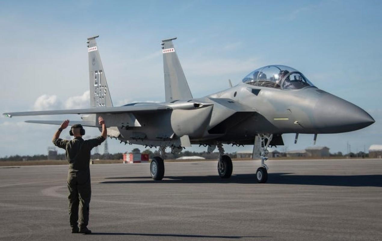 Khong quan My dat ten cho F-15EX, du tinh mua 144 chiec