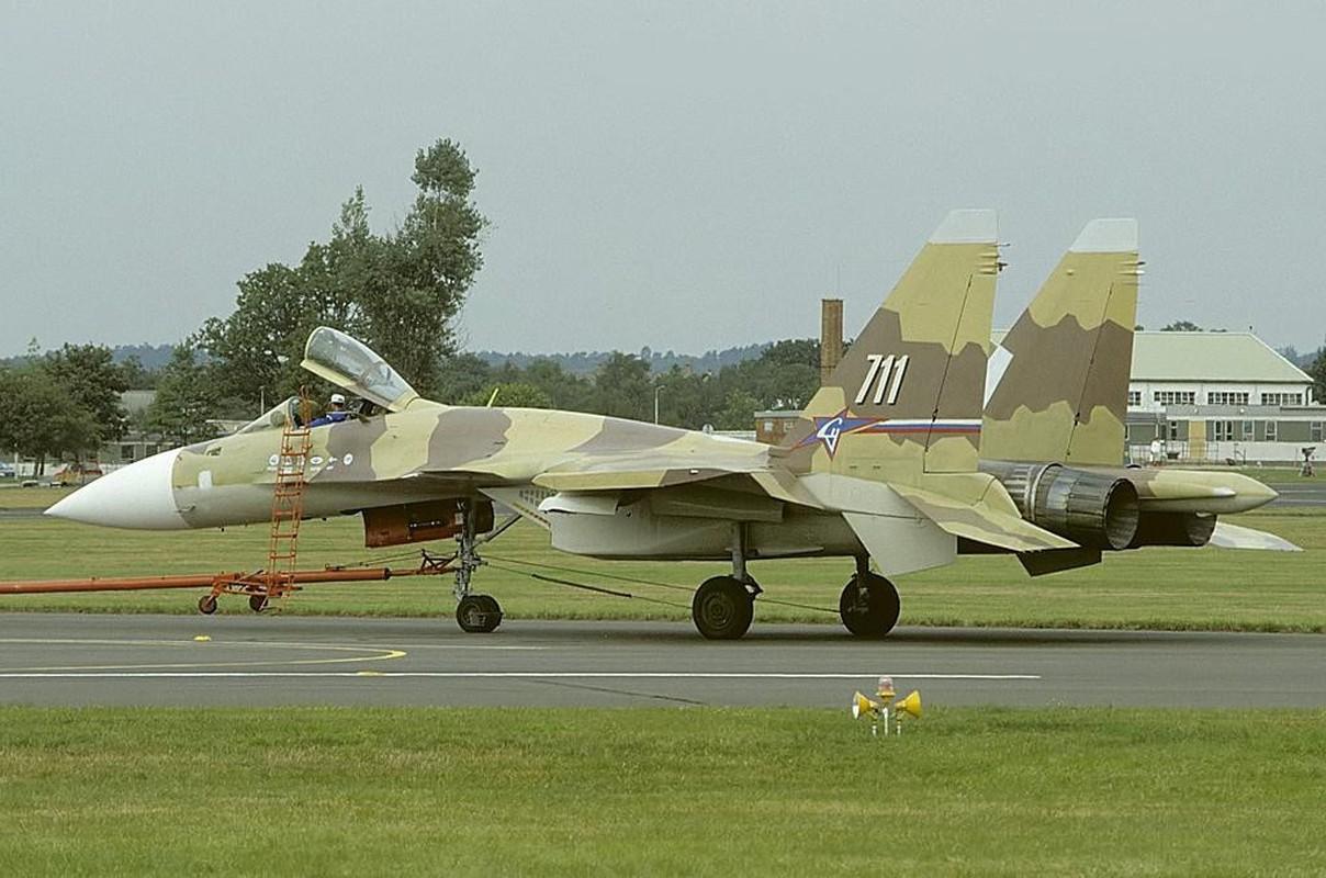 Su-37 da tao ra cuoc cach mang hang khong quan su nhu the nao?