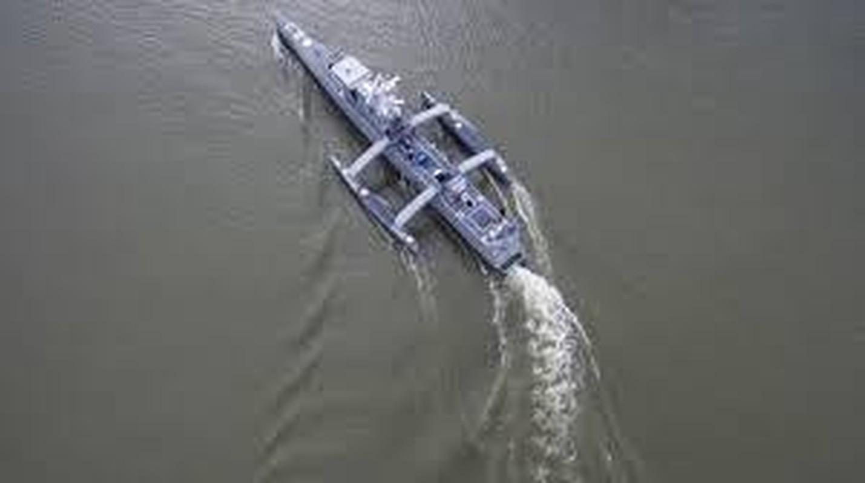 Tho san tau ngam khong nguoi lai Sea Hunter duoc My dua vao bien che-Hinh-3