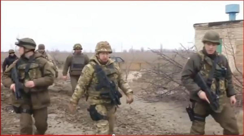 Ukraine su dung sung truong tan cong hien dai nhat the gioi tai mien Dong
