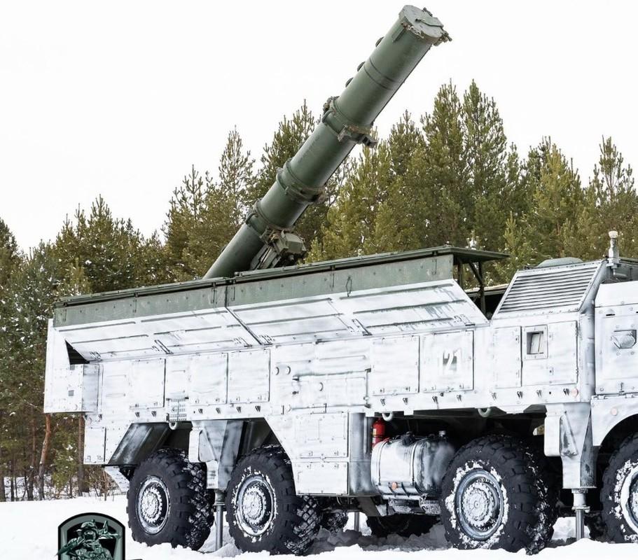 Ten lua Iskander phien ban dac biet cua Nga ap sat bien gioi Ukraine-Hinh-7