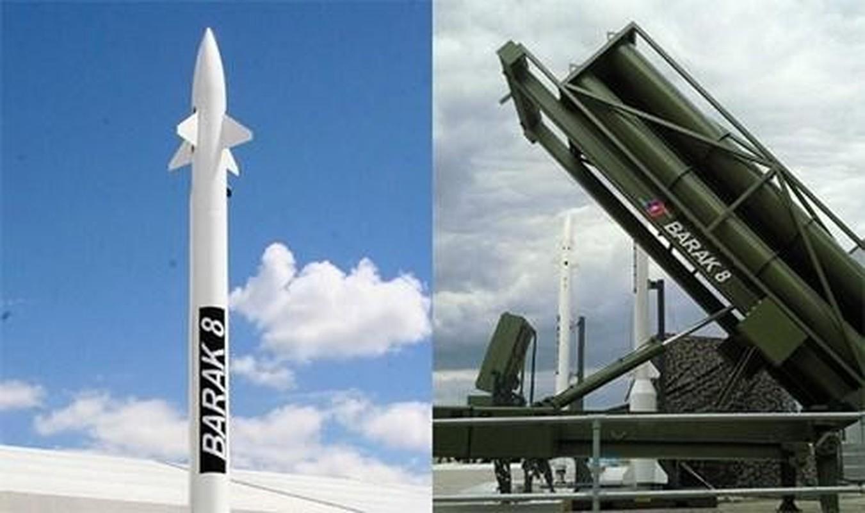 Israel tung bang chung Barak-8 ban ha thanh cong Iskander-E-Hinh-5