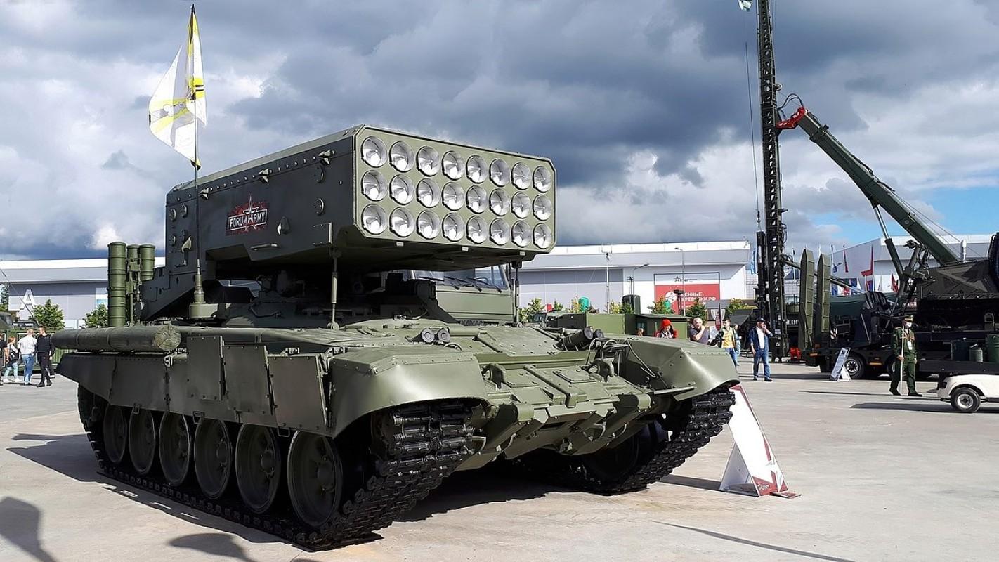Suc manh phao binh Nga o bien gioi du de bep toan bo Ukraine-Hinh-14