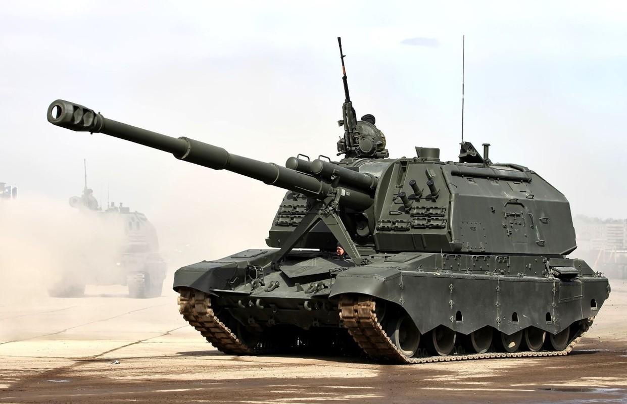 Suc manh phao binh Nga o bien gioi du de bep toan bo Ukraine-Hinh-7
