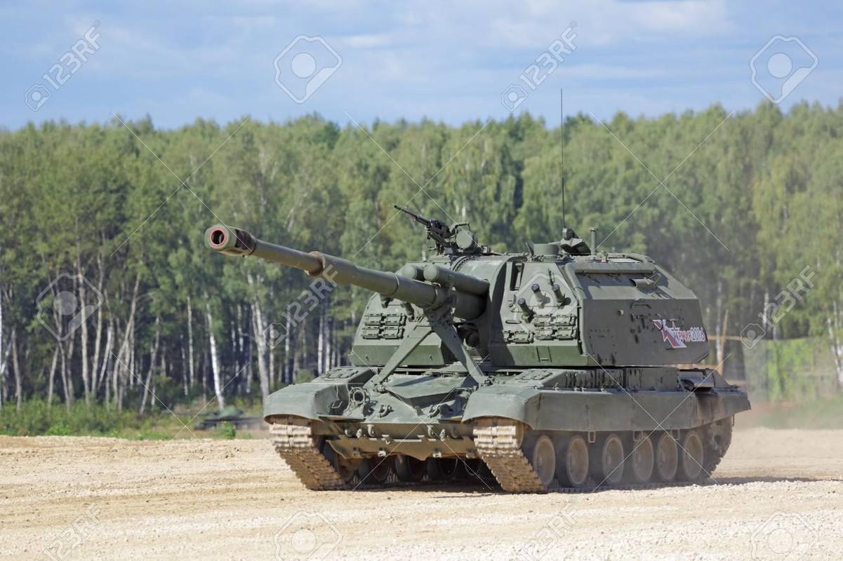 Suc manh phao binh Nga o bien gioi du de bep toan bo Ukraine-Hinh-8