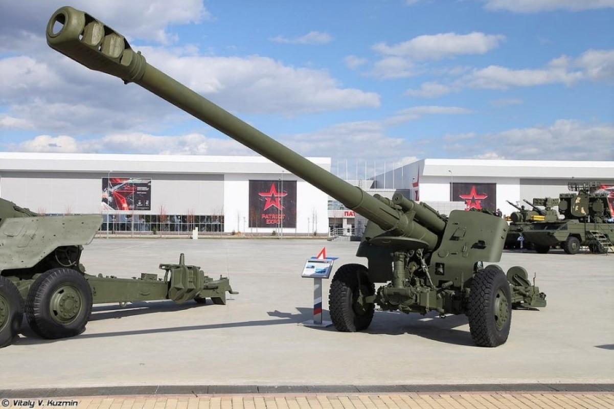 Suc manh phao binh Nga o bien gioi du de bep toan bo Ukraine-Hinh-9