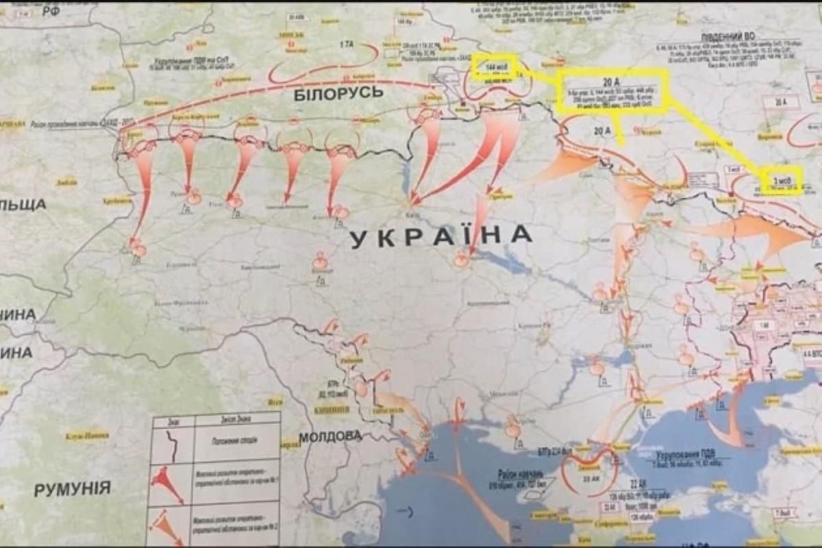 Nga lo ke hoach tac chien, du suc nghien nat quan doi Ukraine