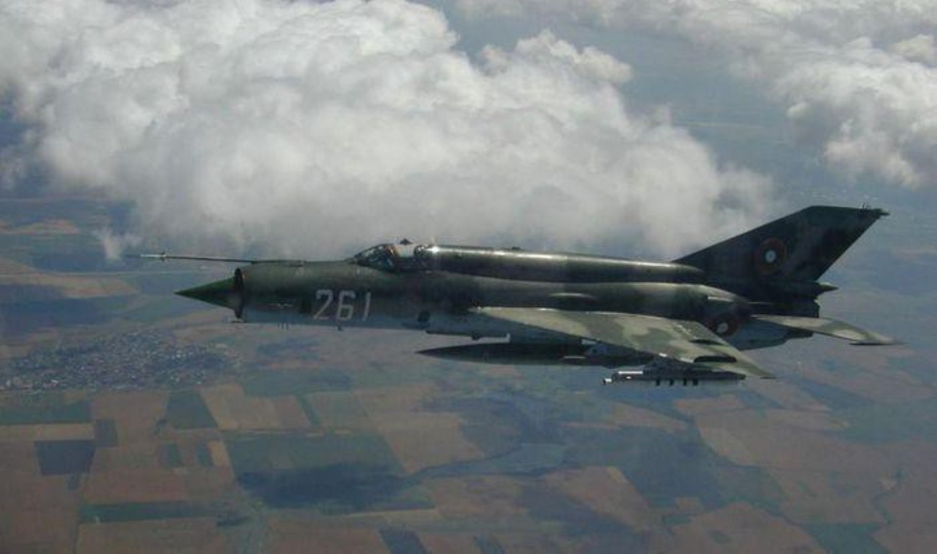 Viet Nam tung bien che phien ban MiG-21Bis manh ngang F-16-Hinh-11