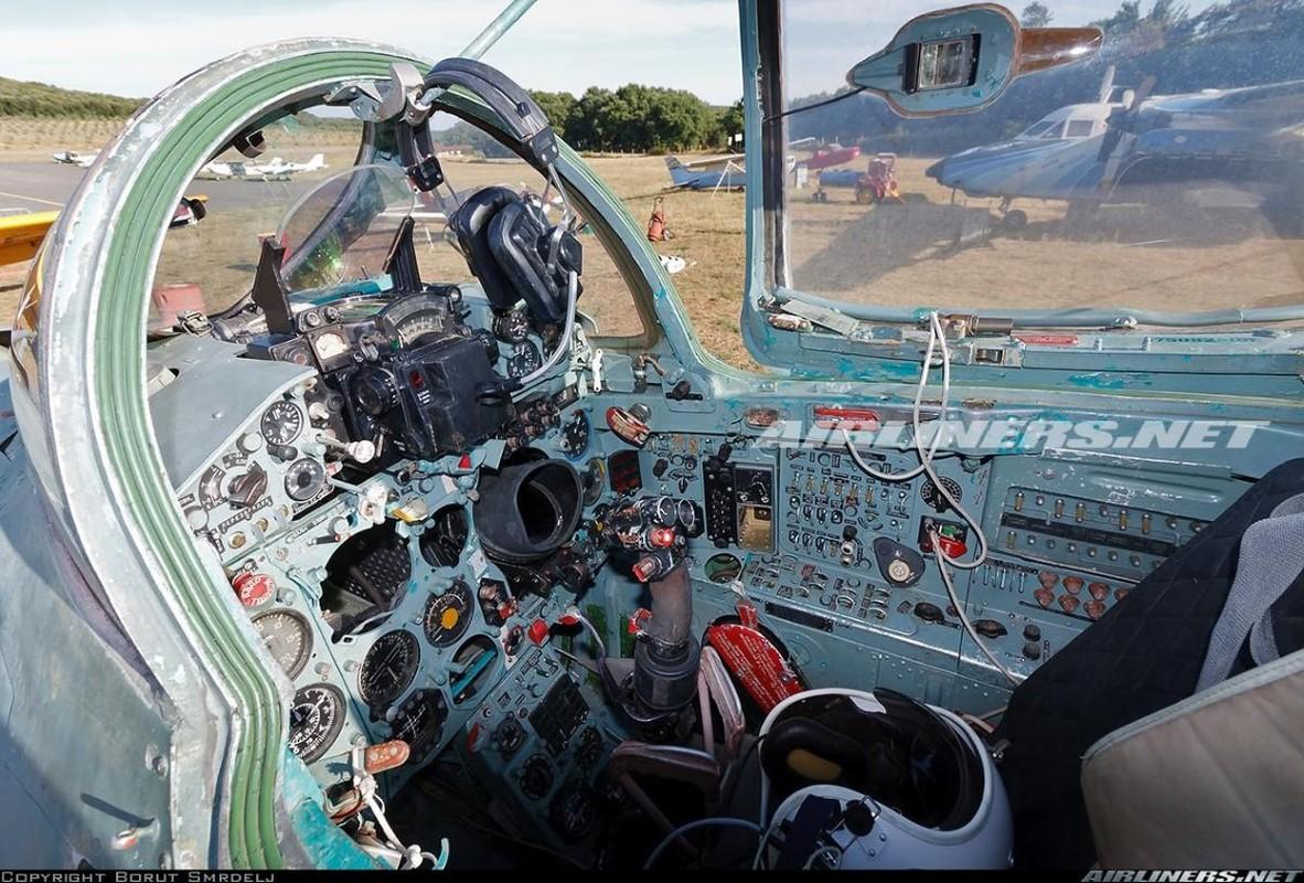Viet Nam tung bien che phien ban MiG-21Bis manh ngang F-16-Hinh-13