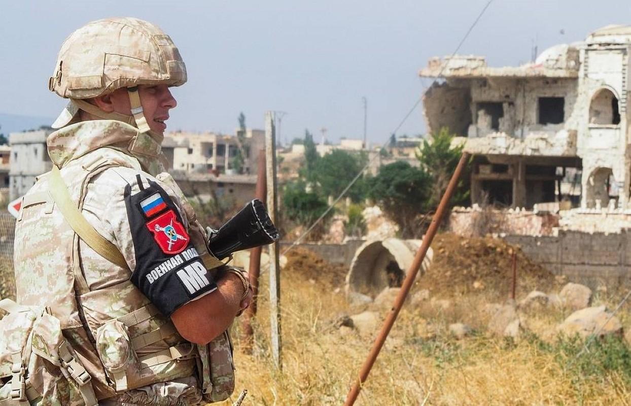 Truyen thong Syria xac nhan hai linh Nga thiet mang